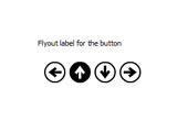 IconButton Flex Component