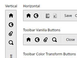 Toolbar Flex Component